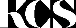 KCS Logo White