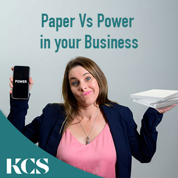 Paper Vs Power in your Business